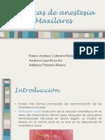 Tecnicas de Anestesia Maxilar 1 (1)