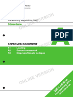 Approved Document a (2004 Edition)