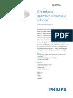 Green Space LED for Hospital Lighting