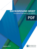 Background Brief Inclusive Framework for Beps Implementation