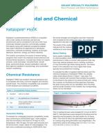 PEEK Chemical Resistance