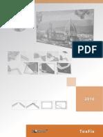 Texfix Catalogo 2016