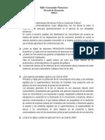 Taller Consumidor Financiero 2016 i Algunas Rtas