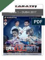 Bulletin Dubai 2017