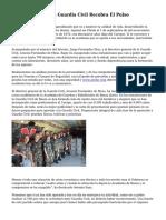 La Academia De La Guardia Civil Recobra El Pulso