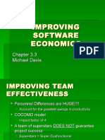 Class 3 Chapter 3.3 Improving Software Economics