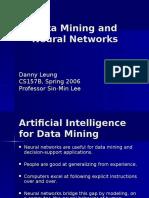 Data Mining and Neural NetworksAIMA(1)