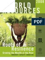 World Resources 2008 Roots of Resilience