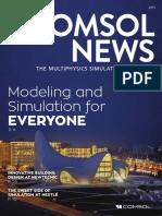 Comsol News 2015