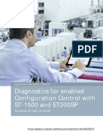 Configuration Control With s7-1500 and ET200SP