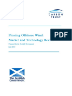 Floating Offshore Wind Market Technology Review