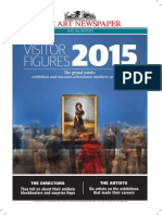 Visitor Figures 2015 LO
