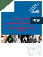 ABC Awards Supervisory Management