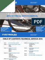 2016 Reynolds Technical Service Manual Final