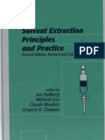 Solvent Extraction Principles and Practice 2nd Ed - Jan Rydberg Et Al. (Marcel Dekker, 2004)