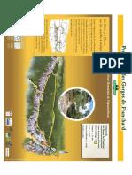 Carte Promenade Gorges de Franchard