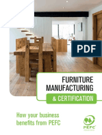 Furniture Manufacturing and Certification