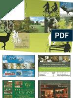 Livret Promenades Fontainebleau
