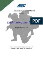 Lightening the Load