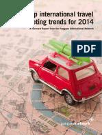 Top International Travel Marketing Trends 2014