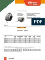 Ventilator B100+B125 - ca-line