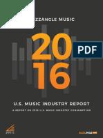 BuzzAngle Music 2016 Report
