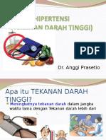 Penyuluhan Hipertensi Dr Anggi