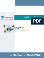 Semantic MediaWiki 1-4-3 Manual (2010)