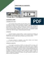 Comentario El Partenon-1
