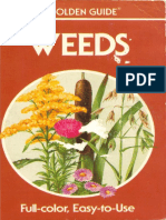 A Golden Guide to WEEDS