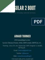 Angular 2 Boot - Java One - 2016