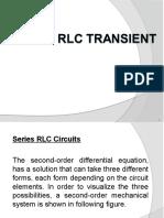 RLC TRANSIENT.ppt