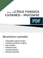 Micozele cutaneo-mucoase