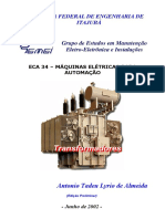 ECA 34 - Transformadores