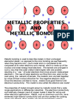 Metallic Properties Report in Science 02