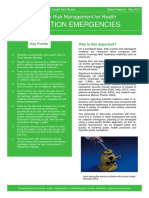 Drm Fact Sheet Radiation Emergencies