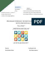 Dapoti Grupa Mijlocie 2016-2017