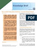 ECA KB34 Education Reform in Poland