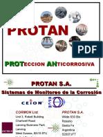 Charla Monitoreo de la Corrosió Interna de Oleoductos y Tanques.pps