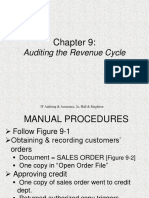 Auditing Revenue Cycle