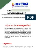 La Monografía- Supervisores