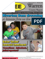 The mid July, 2010 edition of Warren County Report.