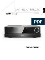 Harman Kardon - AVR 151S