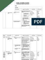 Year 4 Science Scheme of Work