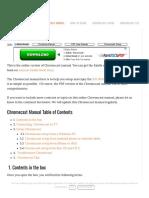 Chromecast Manual--Chromecast Setup Guide--All About Chromecast