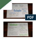 dicas redação