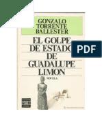 Torrente Ballester Gonzalo - El Golpe De Estado De Guadalupe Limon.pdf