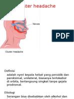 Cluster Headache Tuto