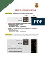 Anexo 3 (Escalas, Categorías y Divisas)