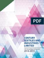Centurytext AR 2014-2015